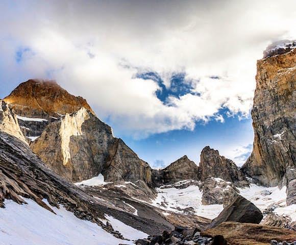 Silencio Valley Mountains