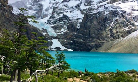 Estancia helsingfors glacier