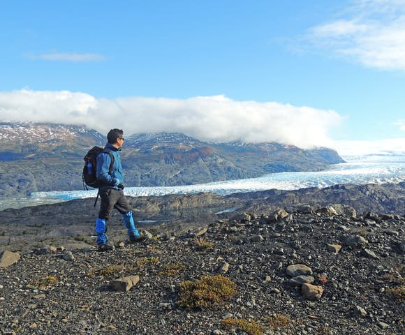 Hotel del Paine Ice hike