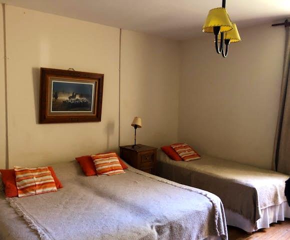 estancia nibepo aike bedroom