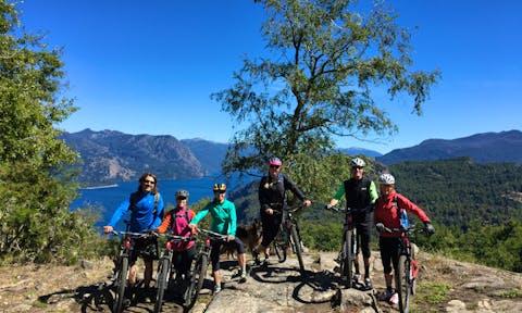 Mountain biking & adventure cycling in Patagonia