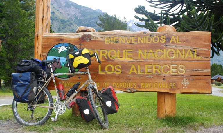 Los Alerces National Park, 9 days