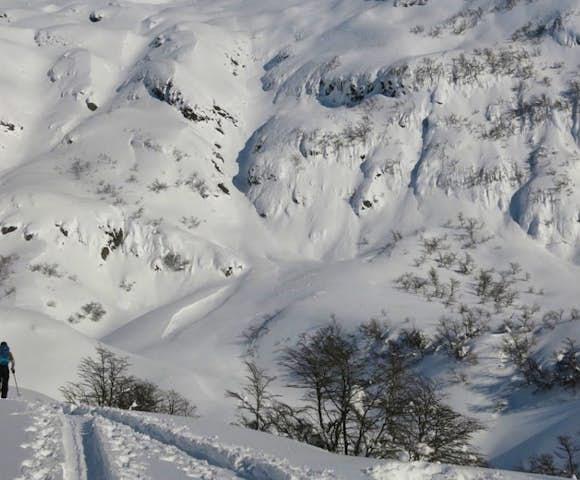 Ski Touring in Patagonia
