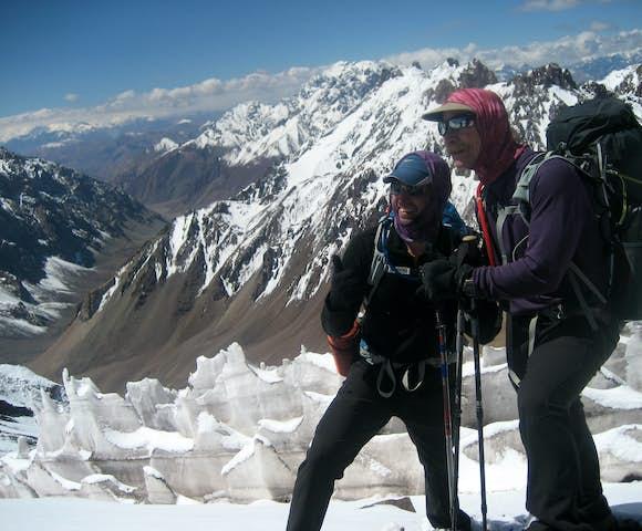 Cerro Bonete (5,004m)