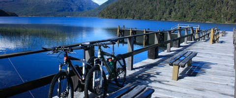 Mountain biking & adventure cycling in Patagonia