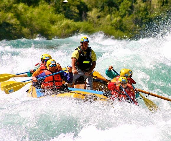 Futaleufu rafting