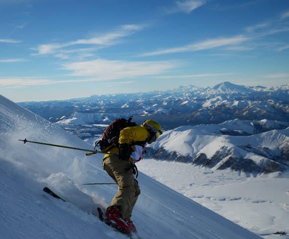 steep ski
