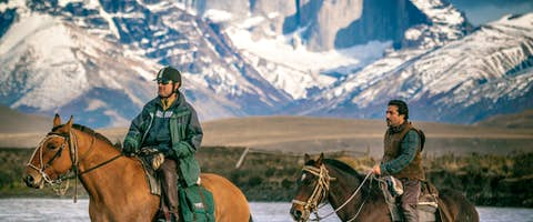 Horse Riding in Torres del Paine