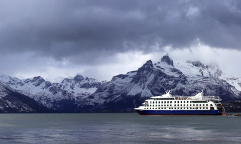 Adventure Cruises in Patagonia