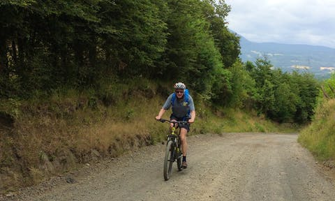 Chris & Alison's Adventurous Kayaking and Hiking Trip