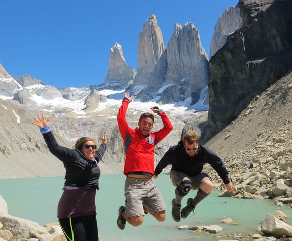 Torres del Paine and Fitz Roy Hiking