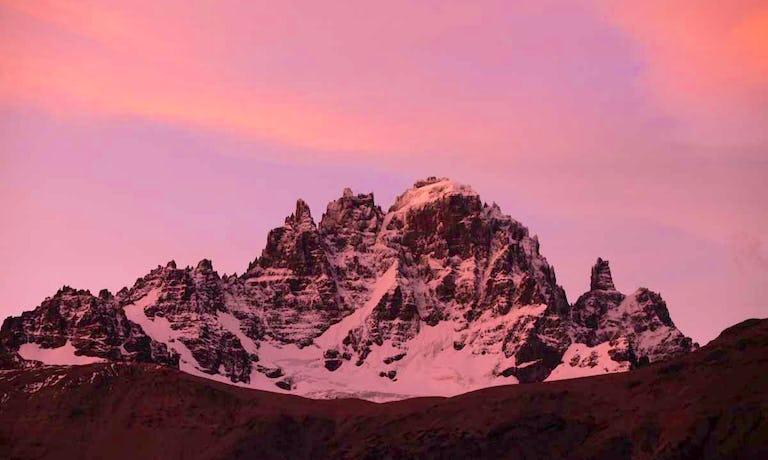 Highlights of Cerro Castillo Trek