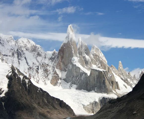 Multi-Day Trekking in Fitz Roy