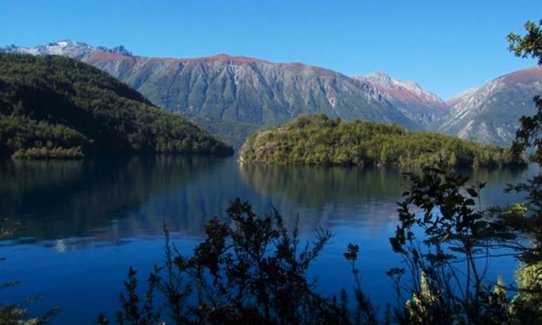 Mountain Biking the Patagonian Lake District