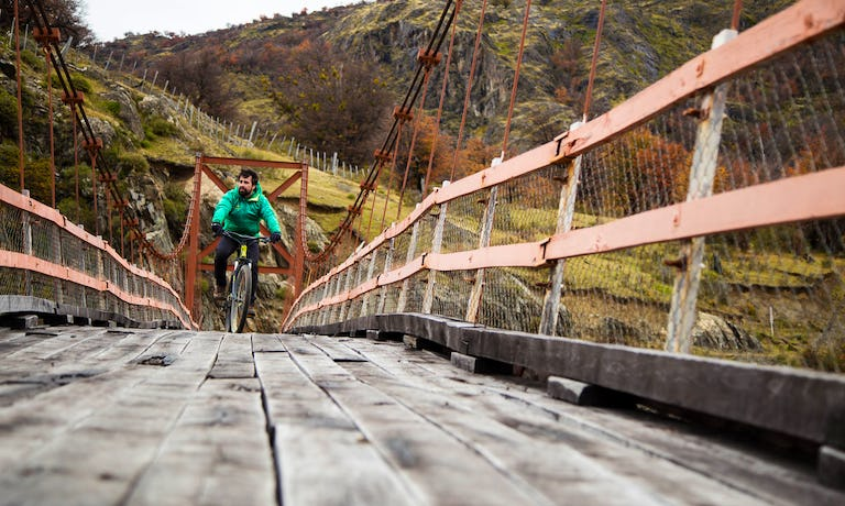 The Carretera Austral Mountainbike Challenge
