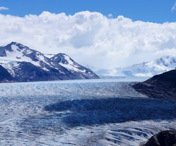 Paso John Garner (Grey Glacier)