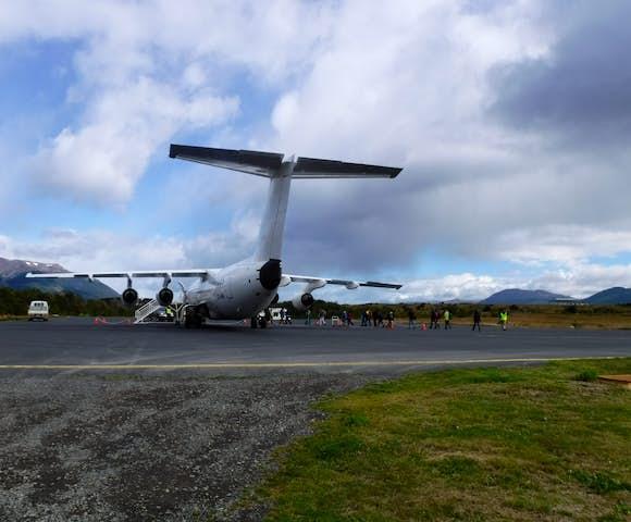 Puerto Williams Airport (WPU)