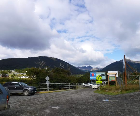 Puerto Williams Airport (WPU)