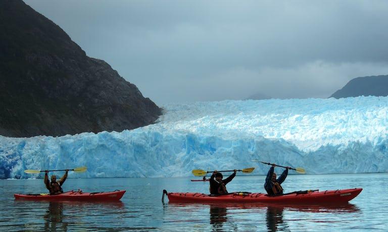 San Rafael Glacier 8-day Kayaking Adventure