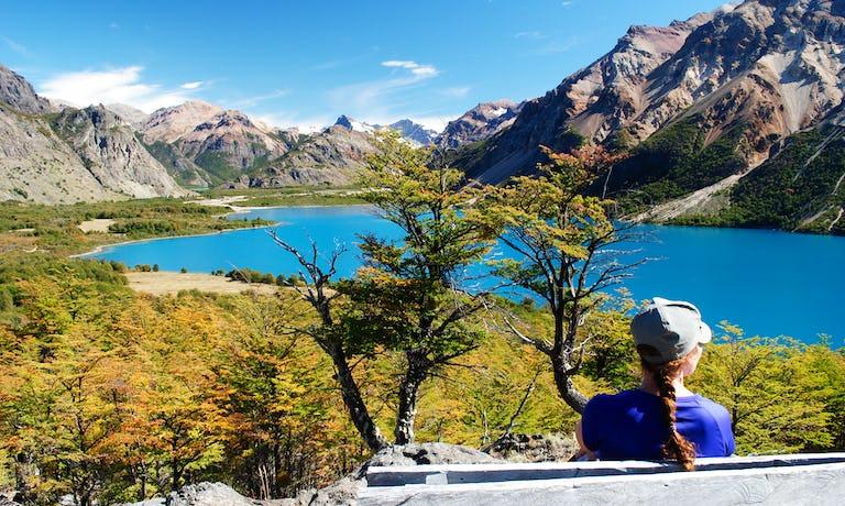 Trekking to the Patagonia Park: Jeinimeni to Aviles