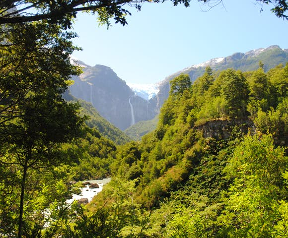 Queulat National Park