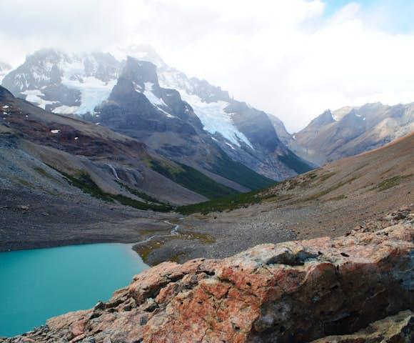 Cerro Castillo trek hike aysen