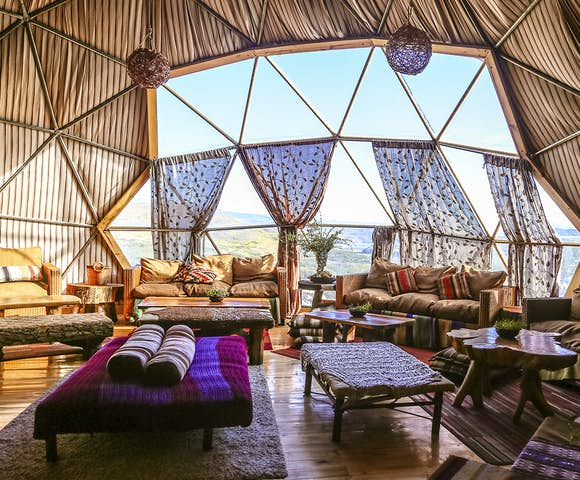 Eco Camp Bar Dome