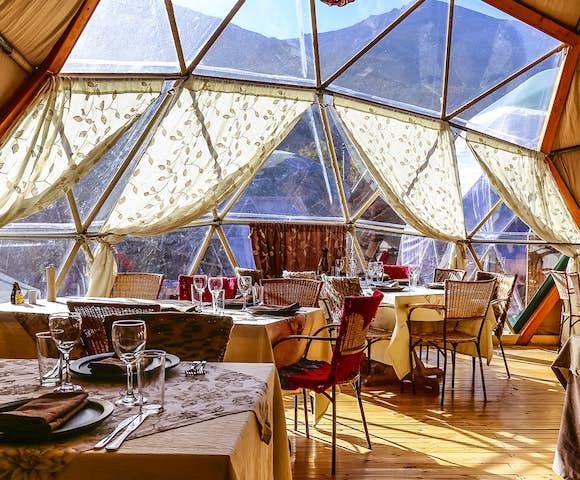 Eco Camp Community Dome