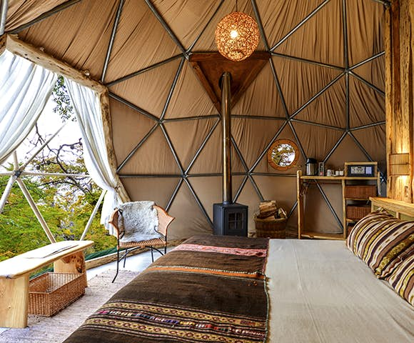 Eco Camp Suite Dome