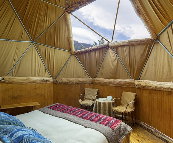 Eco Camp Superior Dome