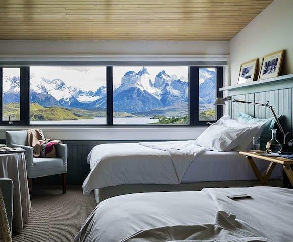 Explora Cordillera-Paine, Torres del Paine, Patagonia, Chile