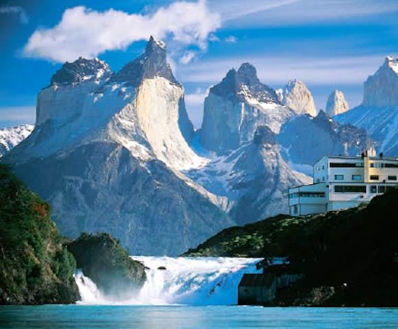 Hotel Explora Patagonia (Salto Chico)