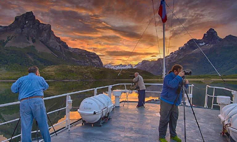 Tierra del Fuego Photography Cruise