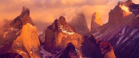 Lesser known wildlife in Torres del Paine