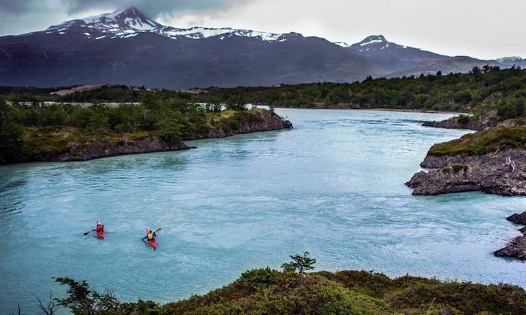 Paine Hike & Kayak Adventure