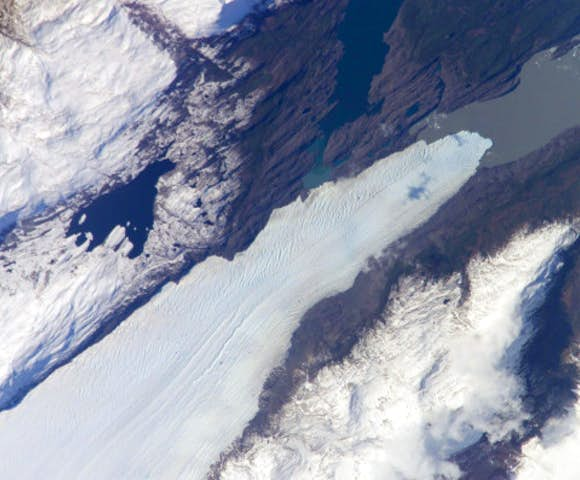 Lago Tyndall