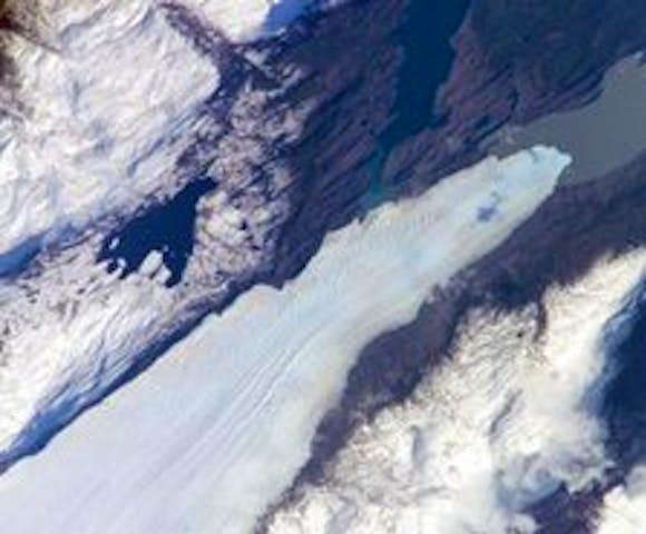 Glaciar Geike