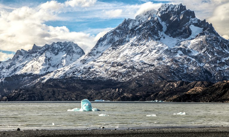 Discover Patagonian Winter from Comfort