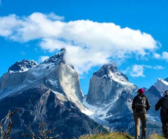 Hotel las Torres Hiking, Hotel las Torres, Torres del Paine, Patagonia
