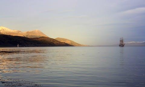 Bay view Tierra del Fuego