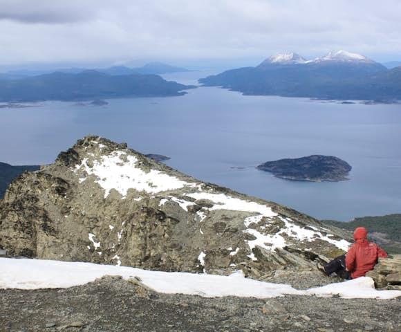 Trekking in Tierra del Fuego