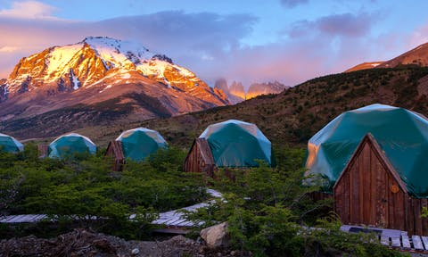 Torres del Paine Hotels & Accommodation
