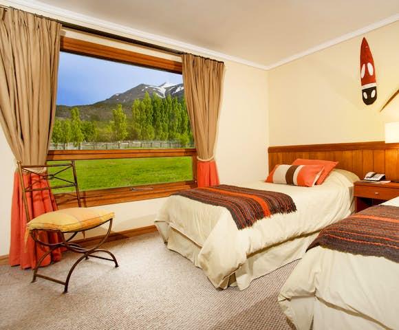 Hotel Las Torres, Torres del Paine, Chile