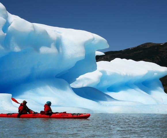 Kayak tempano 2