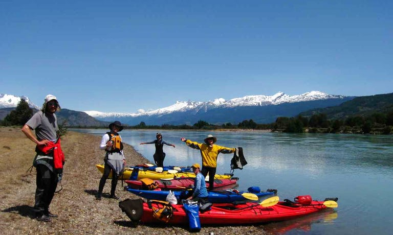 Baker River Kayak Descent