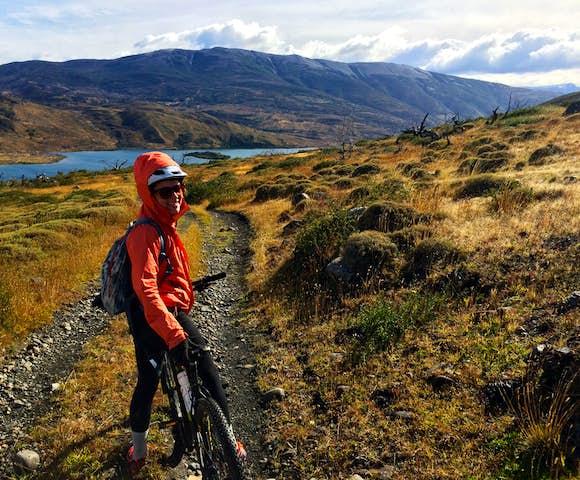Laguna Azul Dittamr biking