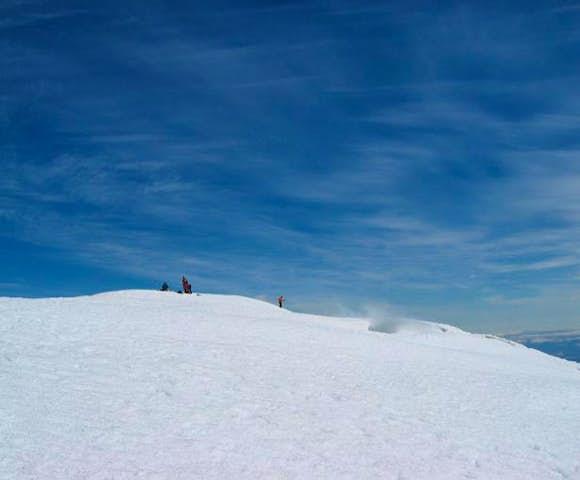 Cerro Mariano Moreno (3,462m)