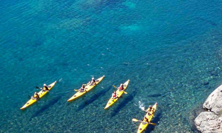 Brazo Tristeza Kayaking Expedition