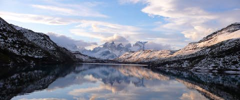 Torres del Paine Winter Adventure