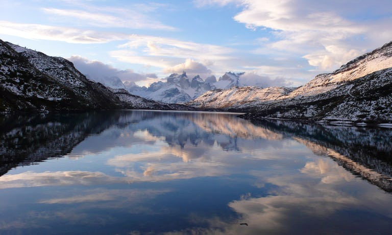 Winter Highlights of Torres del Paine
